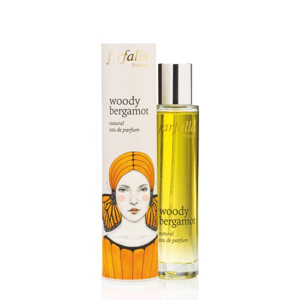 Natural Eau de Parfum Woody Bergamot, 50ml