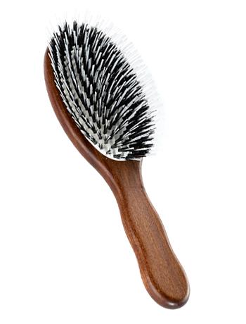 Hair-Extension-Brush-mahagony