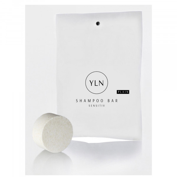 YLN Shampooing Bar Sensitive sans parfum 20g