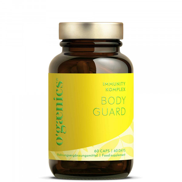 BODY GUARD Immunity Komplex BIO, 60 Kapseln