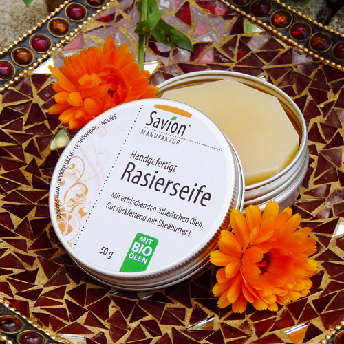 Rasierseife-Olive-Shea-Dose-50-g