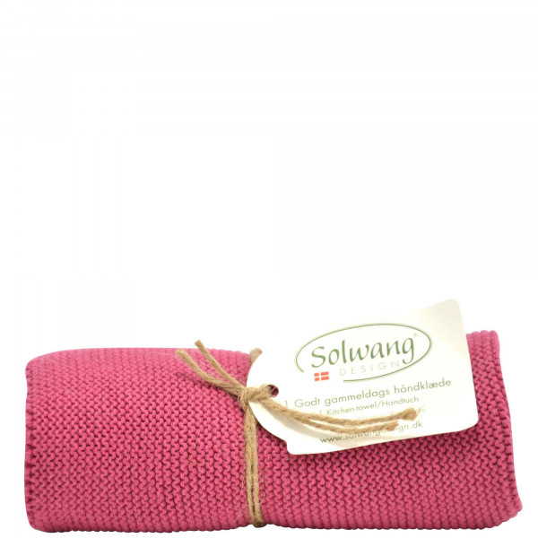 Serviette de cuisine Light Bordeaux