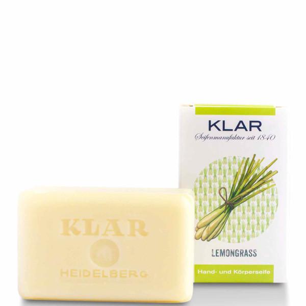 Lemongrass Soap (palm oil free) 100g