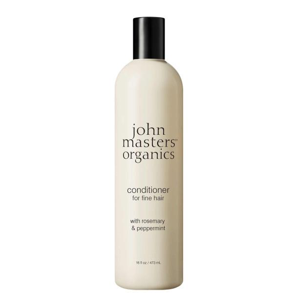 Après-shampoing Romarin Menthe poivrée pour cheveux fins 236ml