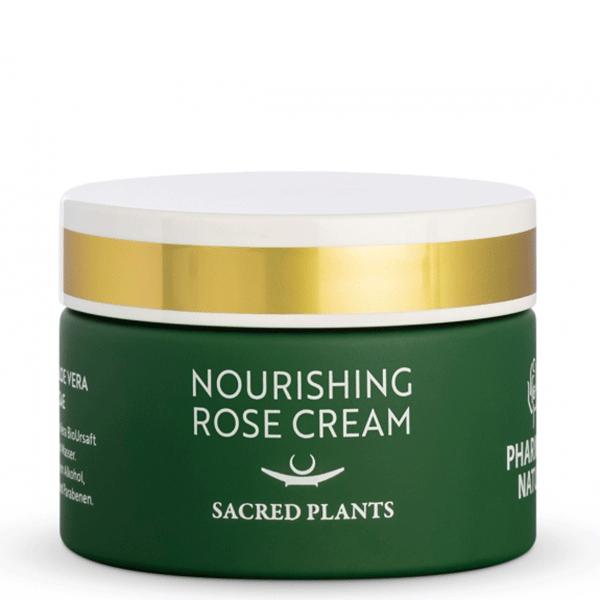 Crème nutritive à la rose, 50 ml