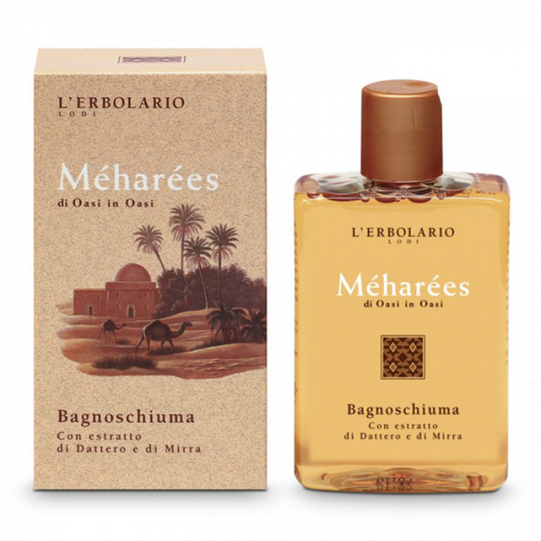 MeHAReES-Badeschaum-250ml