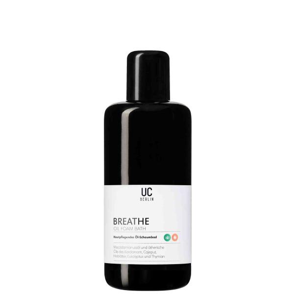 Bain moussant à l'huile BREATH, 200ml