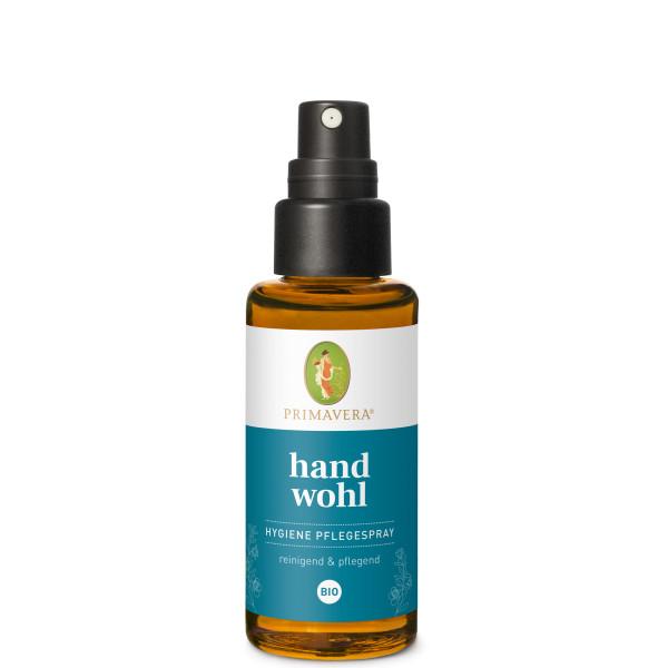 Handwohl Spray de soins d'hygiène bio, 50ml