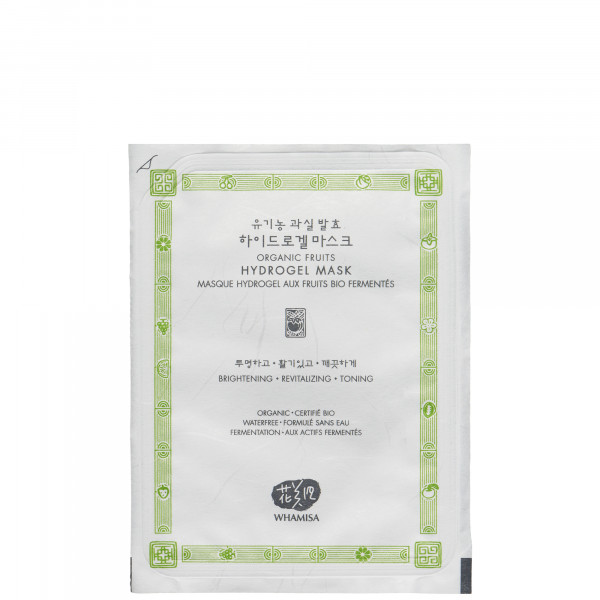 Hydrogel Mask - Fruits, 33g
