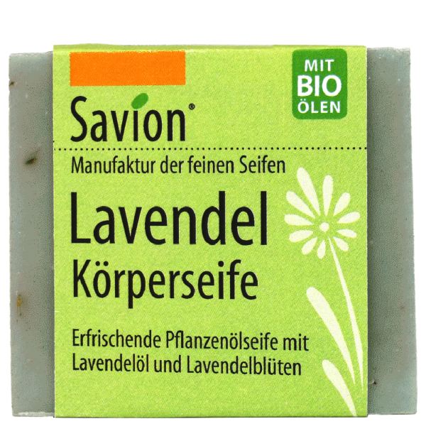 Seife-Lavendel-80g
