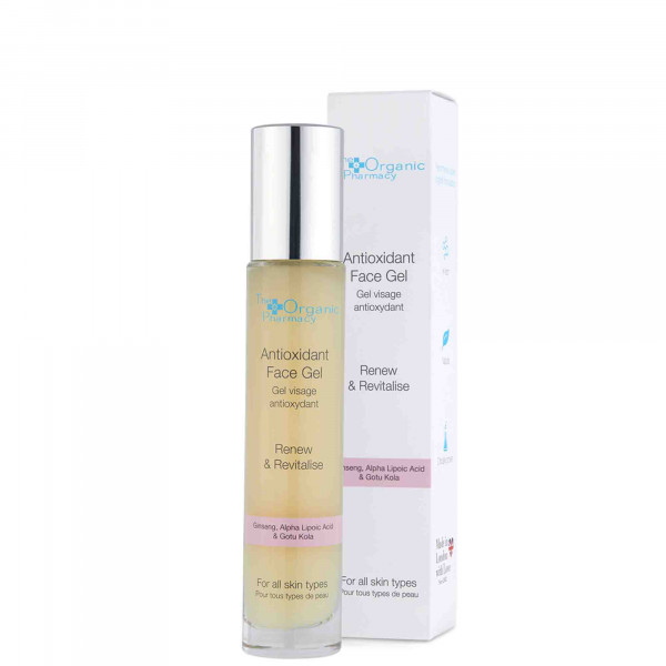 Antioxidant Face Gel 35 ml