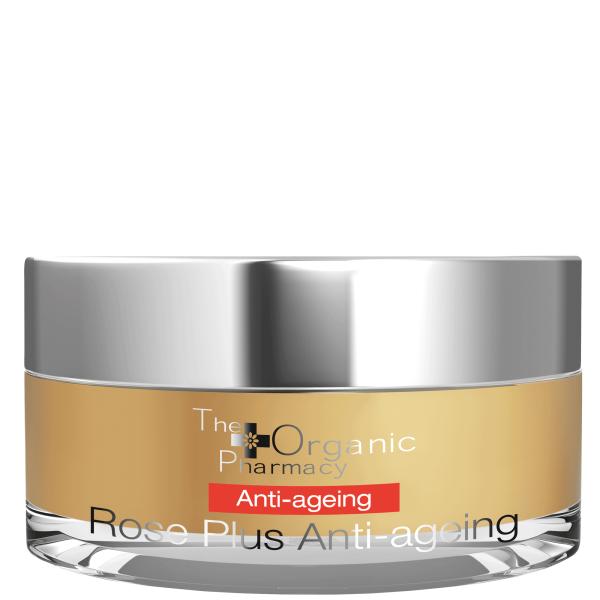 Rose Plus Age Renewal Face Cream 50 Ml Anti Aging The Organic