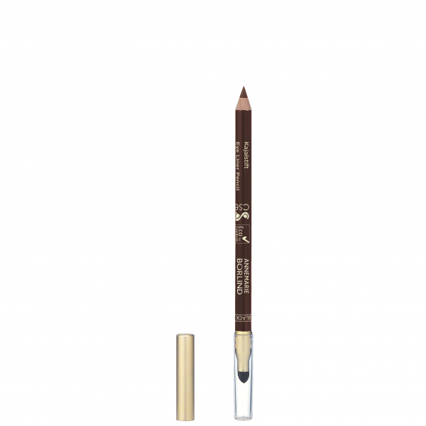 Kajalstift black brown