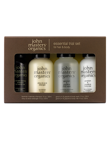 JMO Essential Trial Kit 4 x 30ml