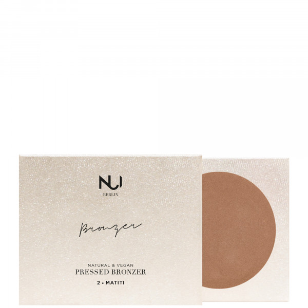 Natural Pressed Bronzer KOMARU