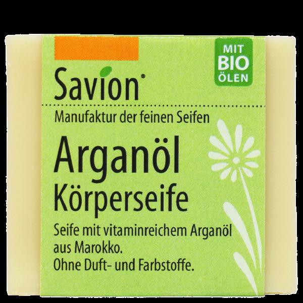 Seife-Arganoel-80g