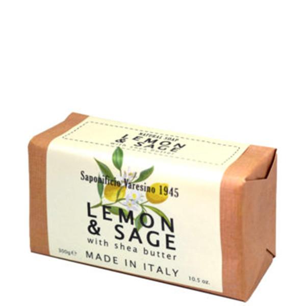 Bath Soap Lemon & Sage, 300g