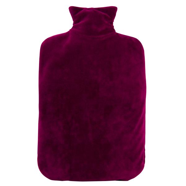 Oeko-Waermflasche-Nickibezug-purpur-violett