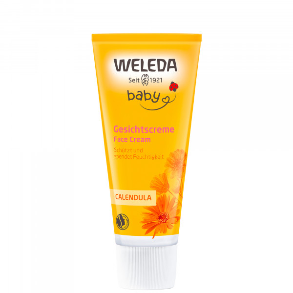 Calendula Moisturising Face Cream 50 ml