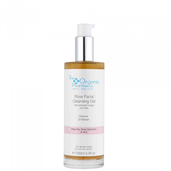 Rose Facial Cleansing Gel 100 ml