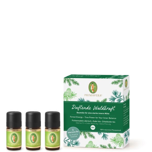 Coffret cadeau La puissance de la forêt parfumée