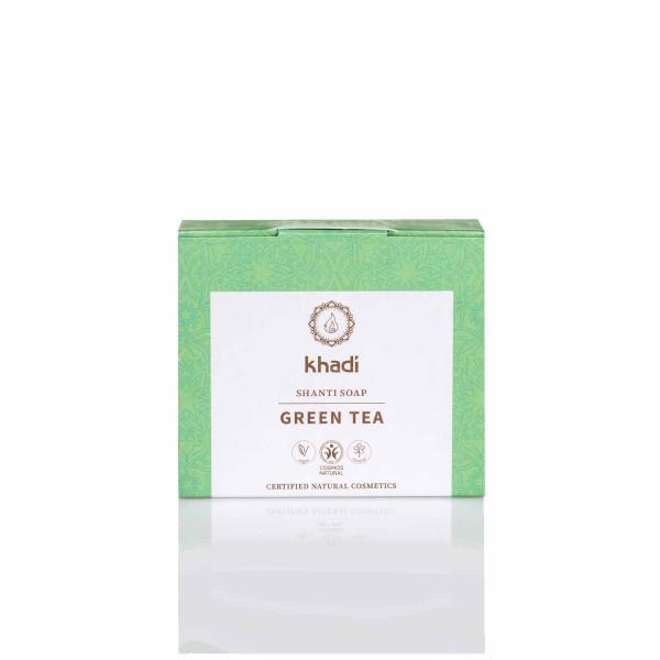 SHANTI SOAP Thé vert, 100g