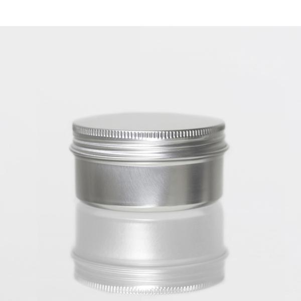 YLN Aluminiumdose klein silber