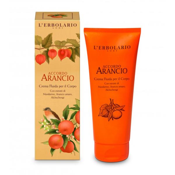 Accordo Arancio Body Cream 200 ml