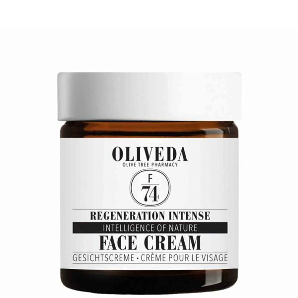 F74 Crème visage Régénération Intense 60ml