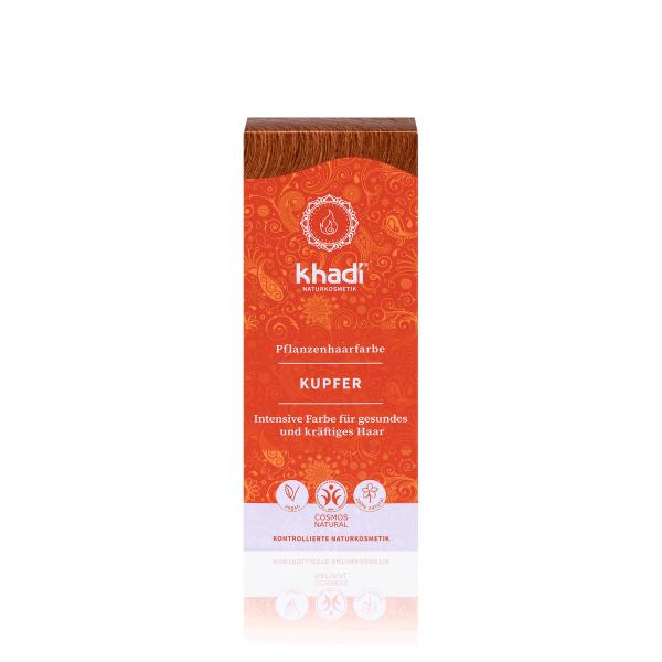Herbal Hair Colour Copper, 100 g