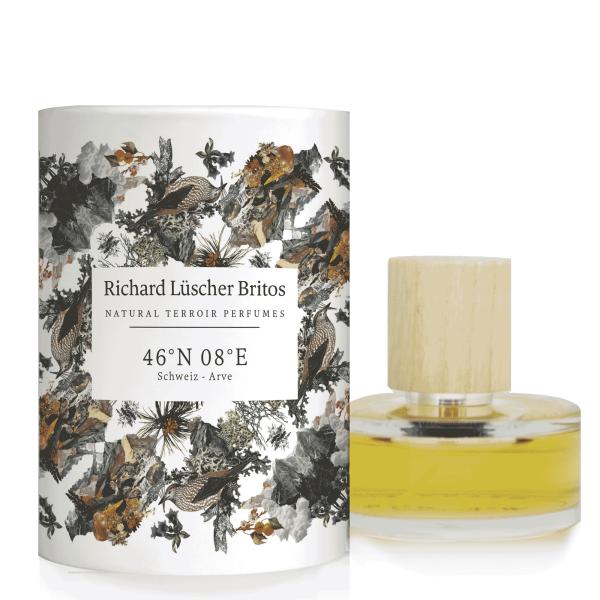 Parfum Terroir SUISSE, 50 ml
