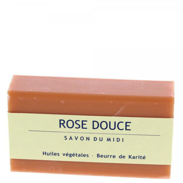 Rose-douce-Karite-Seife-100-g