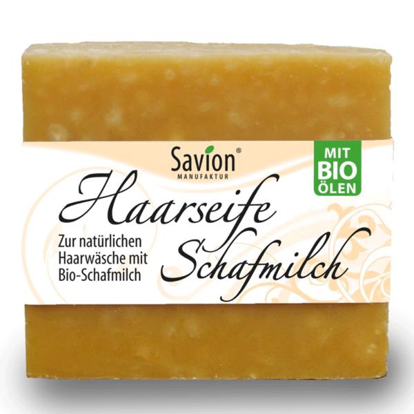 Haarseife-Schafmilch-85g