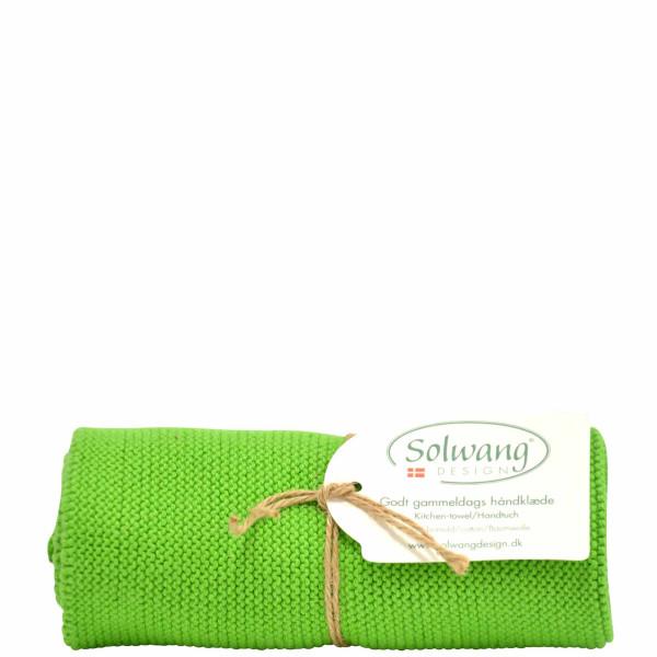 Kitchen Towel Grass Green