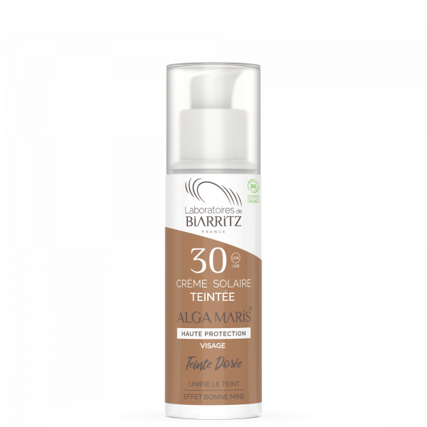 Sun Creme tinted gold SPF 30, 50 ml