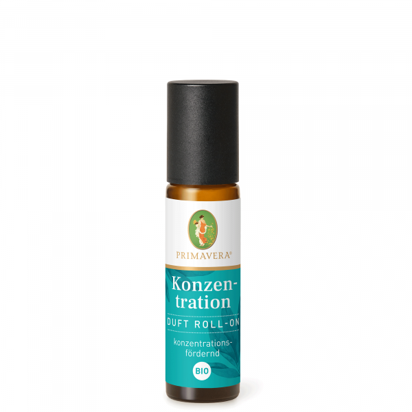 Konzentration Roll-On bio, 10 ml