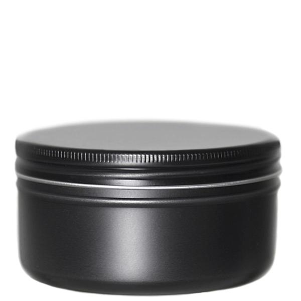 YLN Aluminium canette noire pour 100g