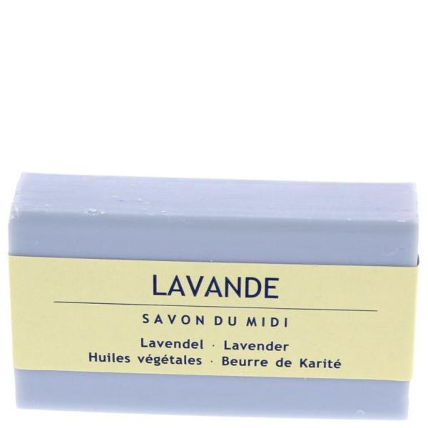 Lavendel-Karite-Seife-100-g