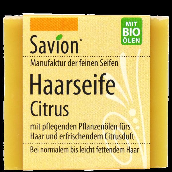 Haarseife-Citrus-85g