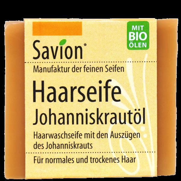 Haarseife-Johanniskrautoel-85g