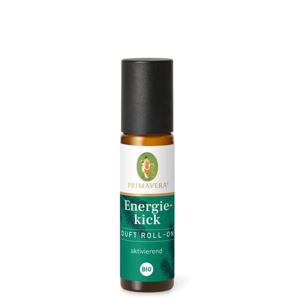Energy Kick Organic Roll On, 10 ml