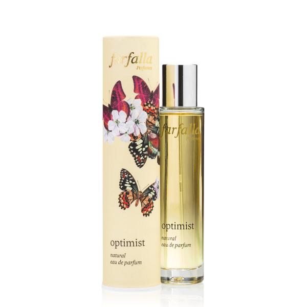 Natural Eau de Parfum Optimist, 50ml