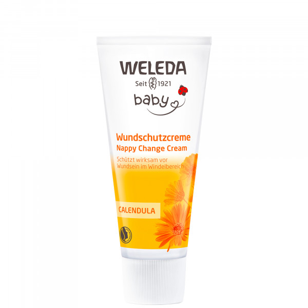 Calendula Nappy Change Cream, 75ml