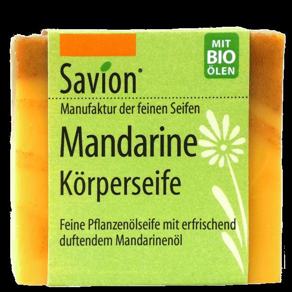 Seife-Mandarine-80g