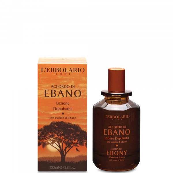 Lotion après-rasage Accordo di Ebano, 100ml