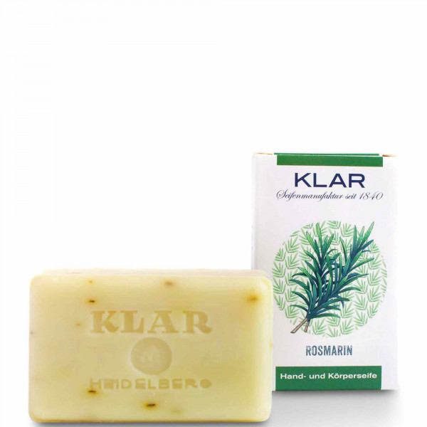 Rosemary Soap (palm oil free) 100g