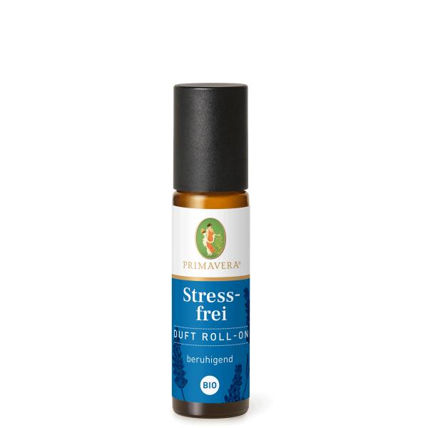 Stress-free roll-on organic, 10 ml