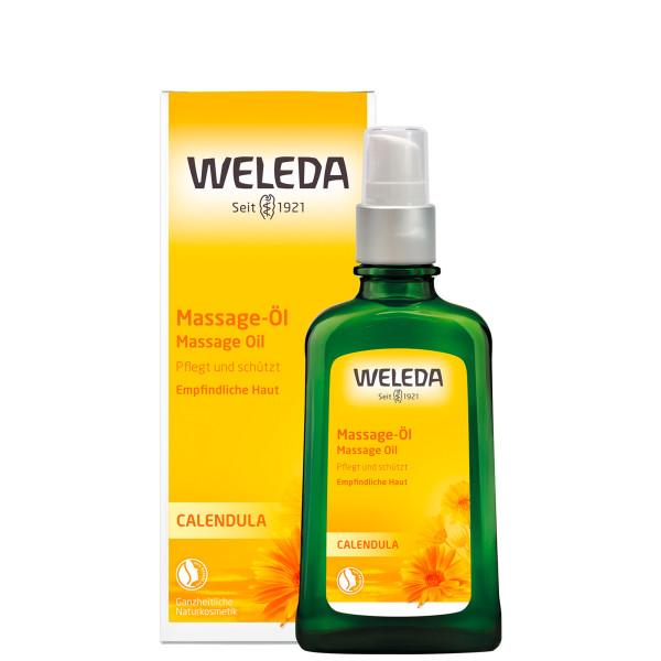 Calendula Massage Oil 100ml