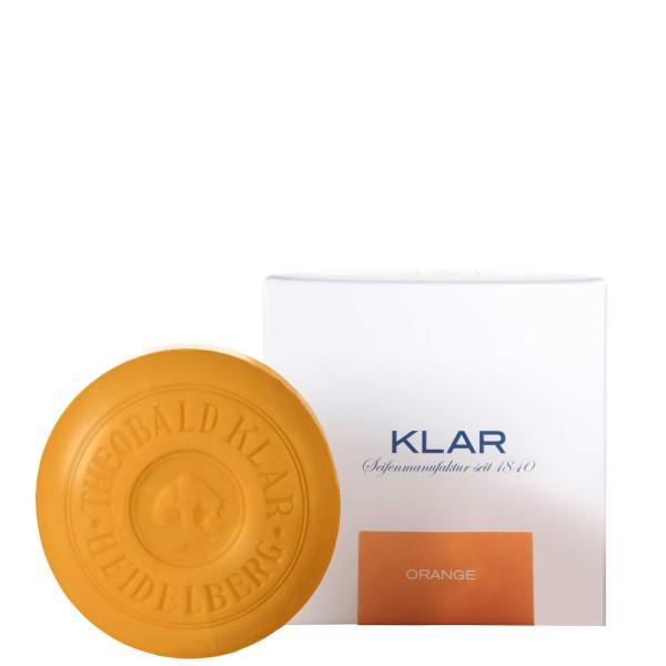 Savon à l'orange (sans huile de palme) 150g