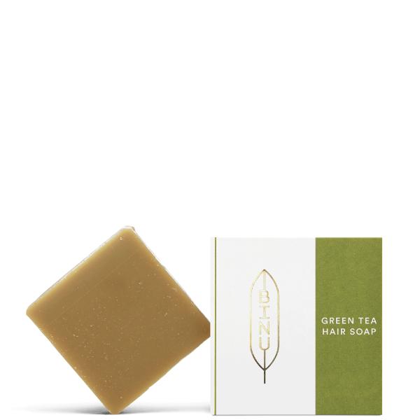 Green Tea Hair Soap 100g